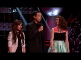 Christina Grimmie vs. Sam Behymer Counting Stars (The Voice Highlight)